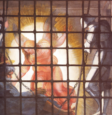 شهادت پطرس قدیس